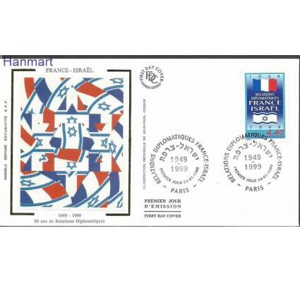 Francja 1999 Mi S3358 FDC