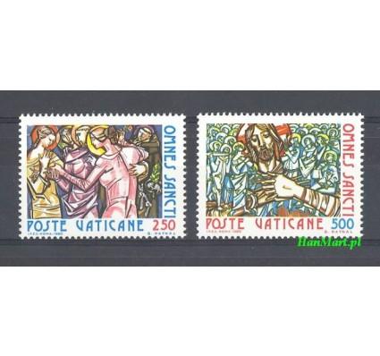 Watykan 1980 Mi 775-776 Czyste **
