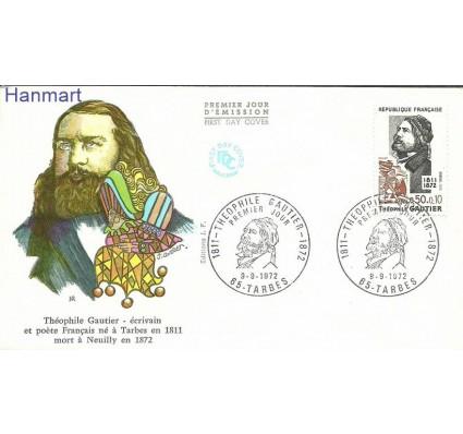 Francja 1972 Mi 1807 FDC