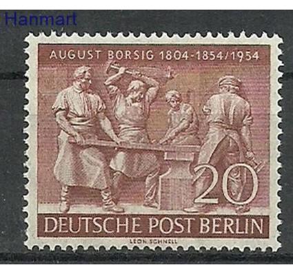 Znaczek Berlin Niemcy 1954 Mi 125 Czyste **