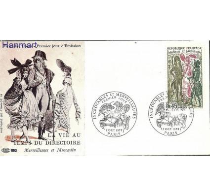Francja 1972 Mi 1809b FDC
