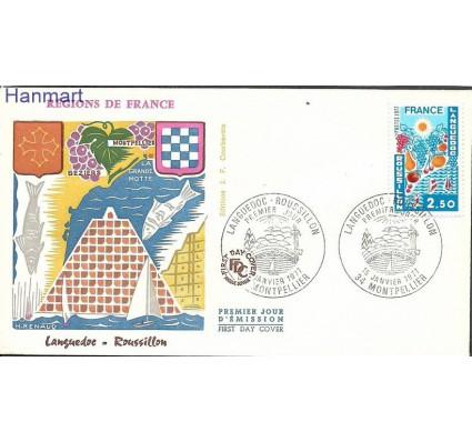 Znaczek Francja 1977 Mi 2007 FDC