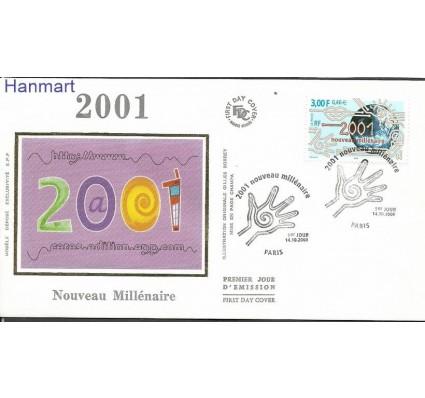Znaczek Francja 2000 Mi S3497 FDC