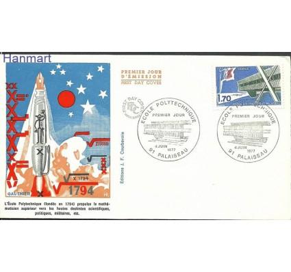 Francja 1977 Mi 2033 FDC