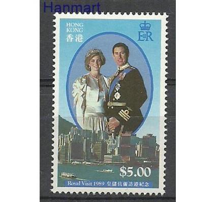 Hong Kong 1989 Mi 580 Czyste **