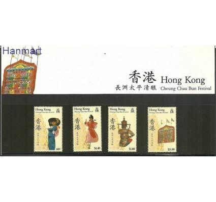 Hong Kong 1989 Mi 559-562 Czyste **