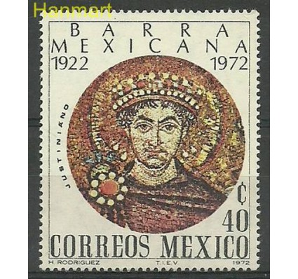 Meksyk 1972 Mi 1378 Czyste **