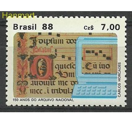 Znaczek Brazylia 1988 Mi 2242 Czyste **