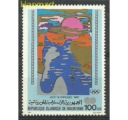 Mauretania 1980 Mi 684 Czyste **