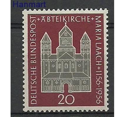 Niemcy 1956 Mi 238 Czyste **
