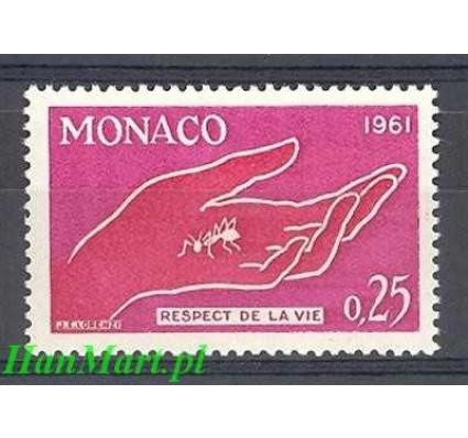 Monako 1961 Mi 670 Czyste **