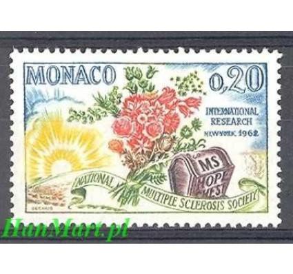 Monako 1962 Mi 694 Czyste **