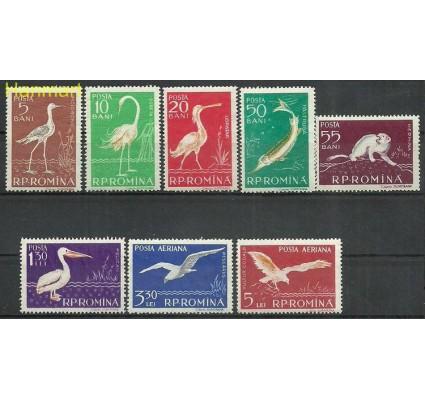 Znaczek Rumunia 1957 Mi 1686-1693 Czyste **