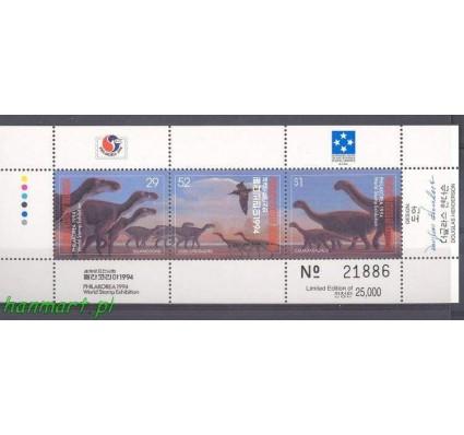 Mikronezja 1994 Mi 380-382 Czyste **