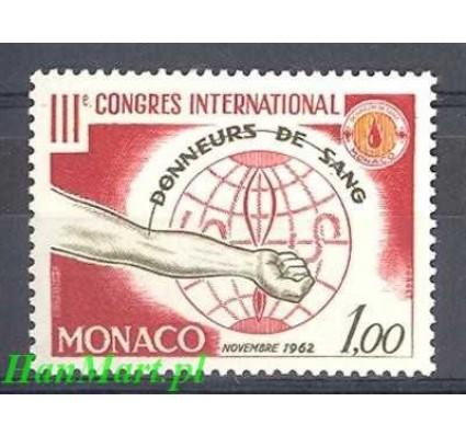 Monako 1962 Mi 717 Czyste **