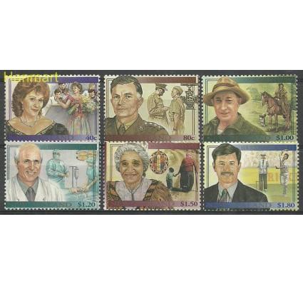 Znaczek Nowa Zelandia 1995 Mi 1465-1470 Czyste **