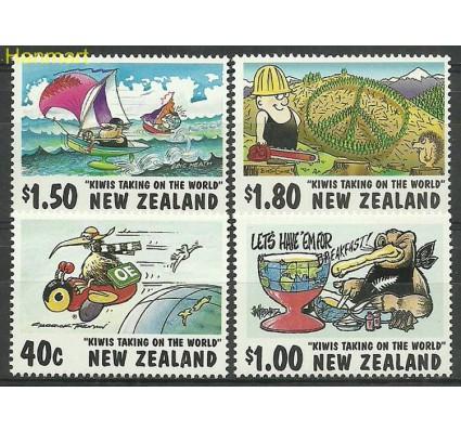 Znaczek Nowa Zelandia 1997 Mi 1640-1643 Czyste **