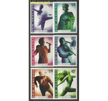 Znaczek Nowa Zelandia 1998 Mi 1645-1650 Czyste **