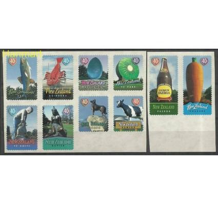 Znaczek Nowa Zelandia 1998 Mi 1719-1728 Czyste **
