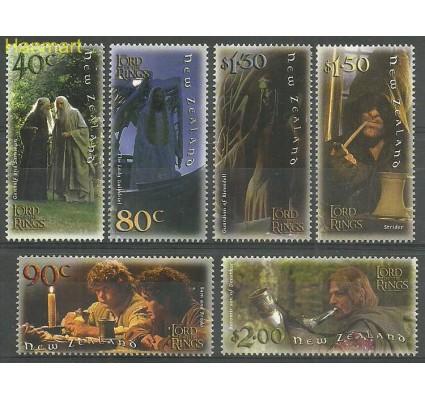 Nowa Zelandia 2001 Mi 1955-1960 Czyste **