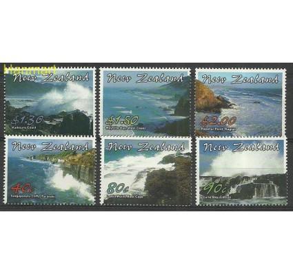 Znaczek Nowa Zelandia 2002 Mi 2004-2009 Czyste **