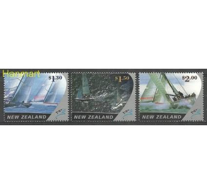 Nowa Zelandia 2002 Mi 2024-2026 Czyste **