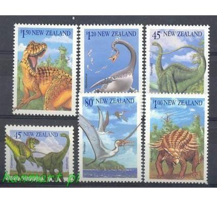 Nowa Zelandia 1993 Mi 1314-1319 Czyste **