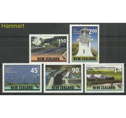 Znaczek Nowa Zelandia 2006 Mi 2349-2353 Czyste **