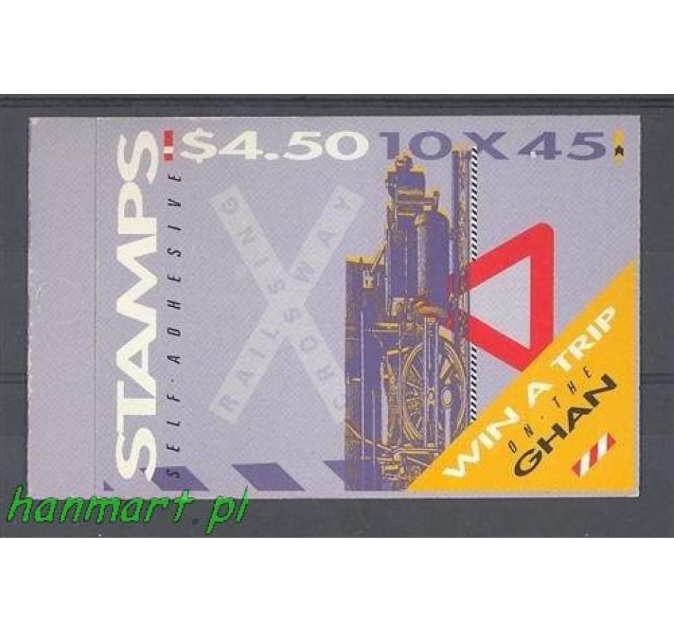 Australia 1993 Mi mh 77 Czyste **