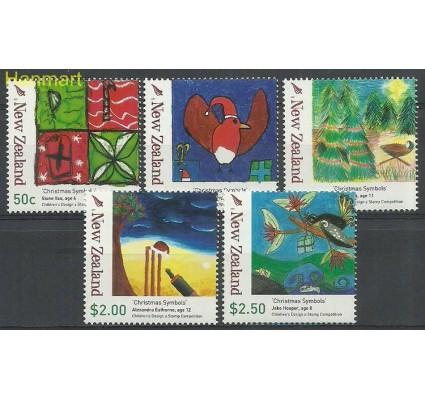 Znaczek Nowa Zelandia 2007 Mi 2457-2461 Czyste **
