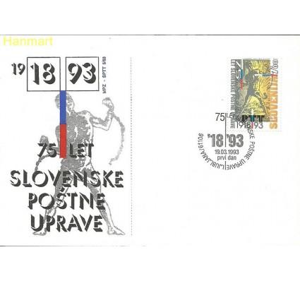 Słowenia 1993 Mi 45 FDC