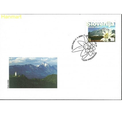 Znaczek Słowenia 2000 Mi 287 FDC