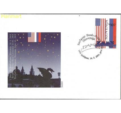 Słowenia 2001 Mi 359 FDC