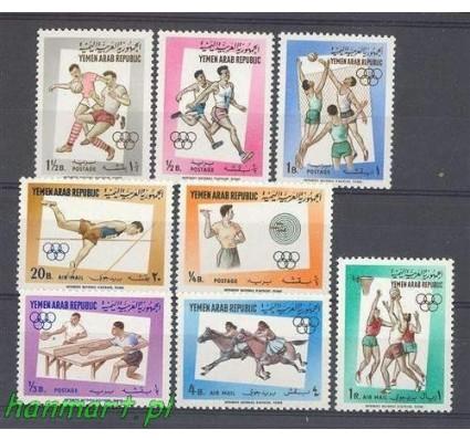 Jemen Północny 1964 Mi 336-343 Czyste **