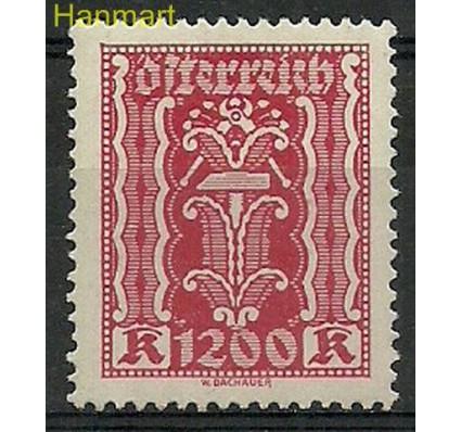 Znaczek Austria 1923 Mi 392 Z podlepką *