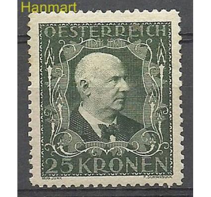 Austria 1922 Mi 422B Z podlepką *