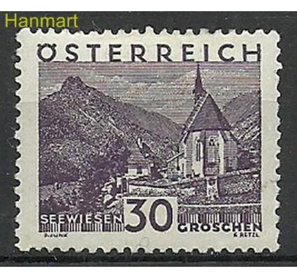 Austria 1929 Mi 506 Z podlepką *