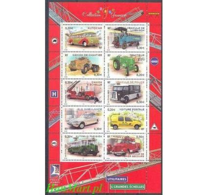 Znaczek Francja 2003 Mi ark 3751-3760 Czyste **