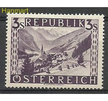 Austria 1947 Mi 852 Z podlepką *
