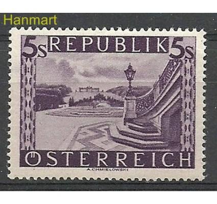 Znaczek Austria 1947 Mi 853 Z podlepką *