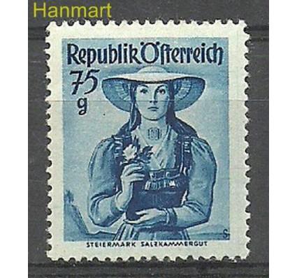 Znaczek Austria 1948 Mi 907 Z podlepką *