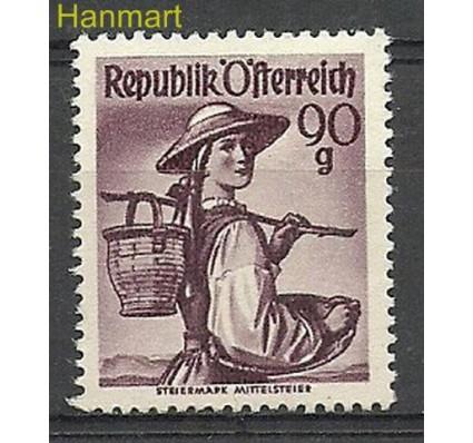 Znaczek Austria 1949 Mi 909 Z podlepką *