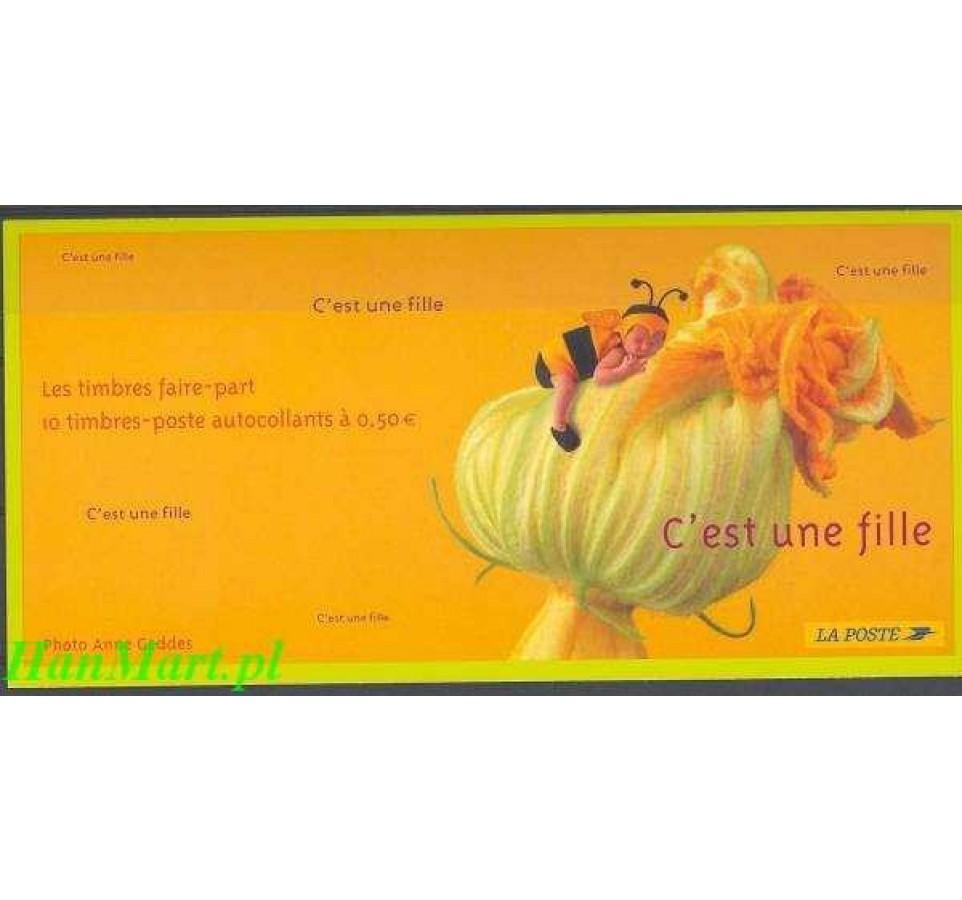 Francja 2004 Mi mh 3778 Czyste **