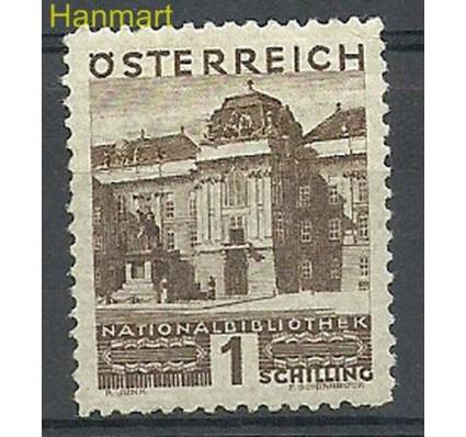 Znaczek Austria 1929 Mi 510 Z podlepką *