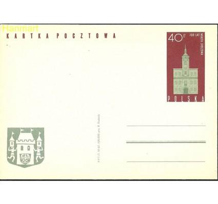 Znaczek Polska 1967 Fi Cp 352 Całostka pocztowa