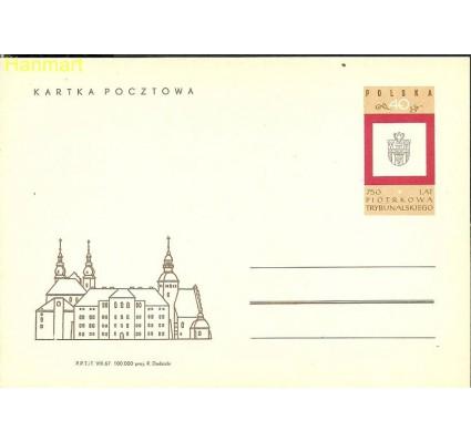 Znaczek Polska 1967 Fi Cp 353 Całostka pocztowa