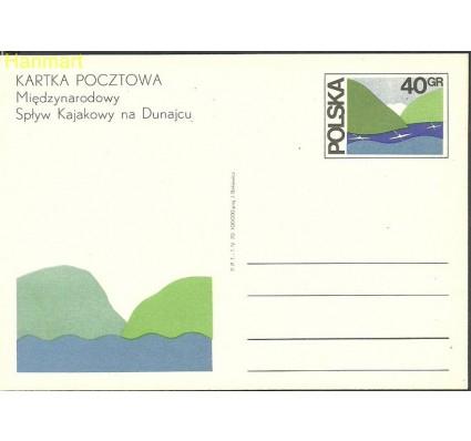 Znaczek Polska 1970 Fi Cp 440 Całostka pocztowa
