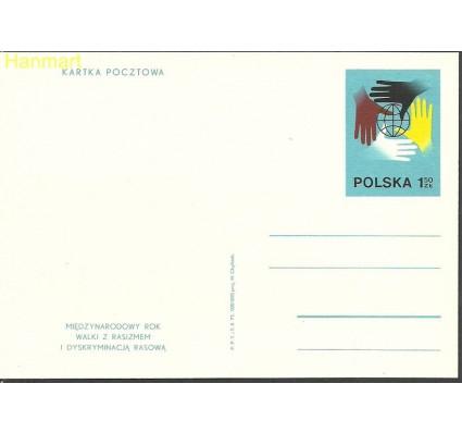 Znaczek Polska 1971 Fi Cp 477 Całostka pocztowa
