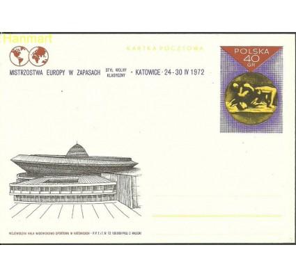 Znaczek Polska 1972 Fi Cp 514 Całostka pocztowa