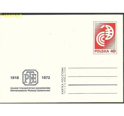 Polska 1972 Fi Cp 525a Całostka pocztowa